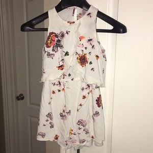 Justice Romper Girls Size 8 Gently Used